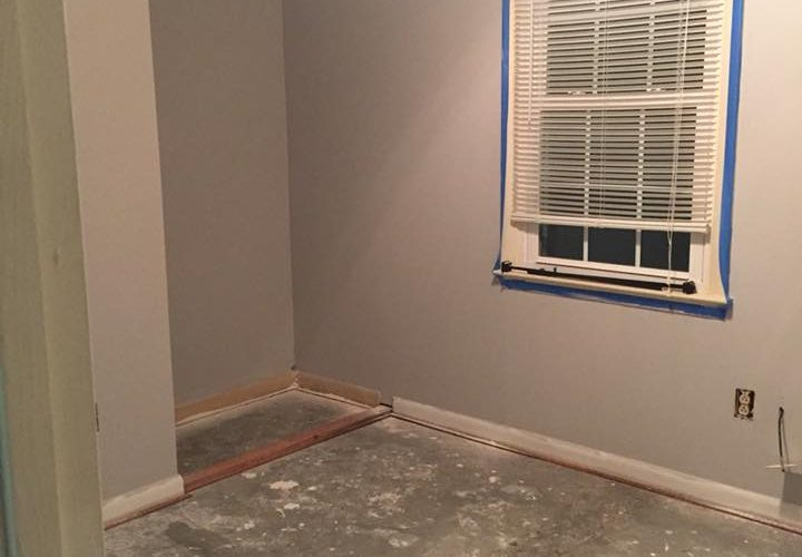 Our Fixer Upper: Part One