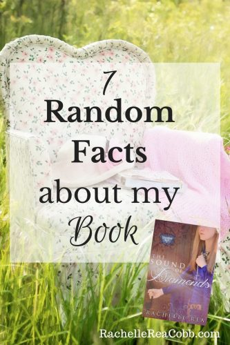 7 Random Facts about My Book