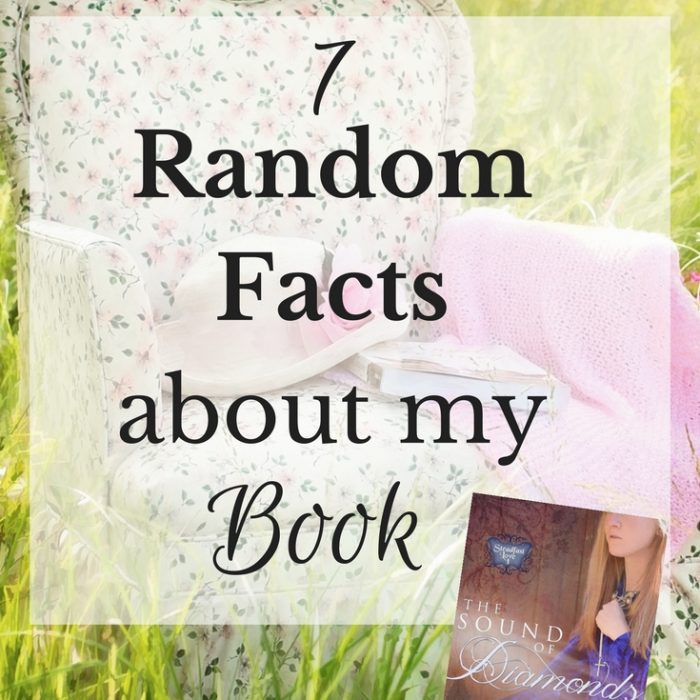 7 Random Facts about the Book