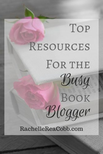 Top Resources for the Busy Book Blogger