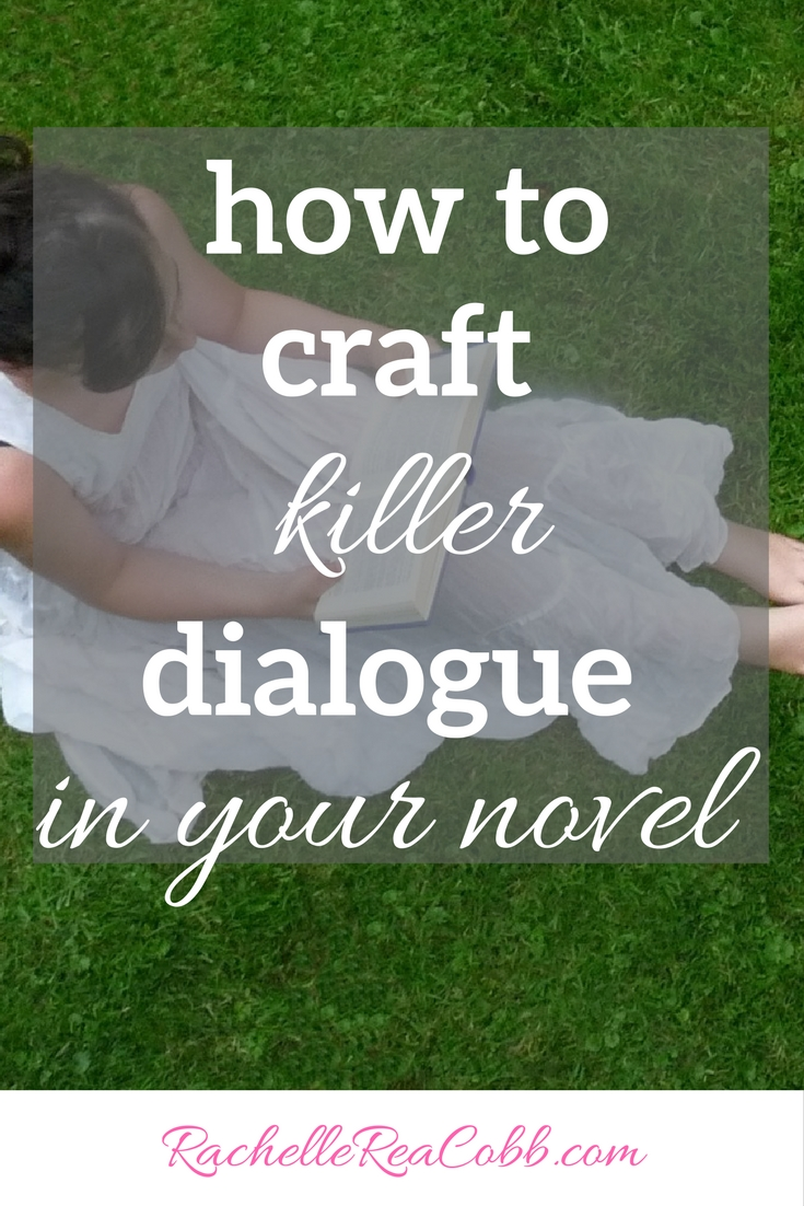 How to Craft Killer Dialogue in Your Novel