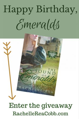 Emeralds Birthday Blog Tour