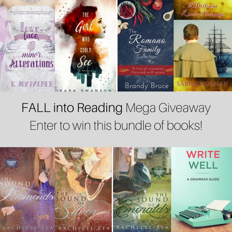 FALL into Reading with this grand prize!