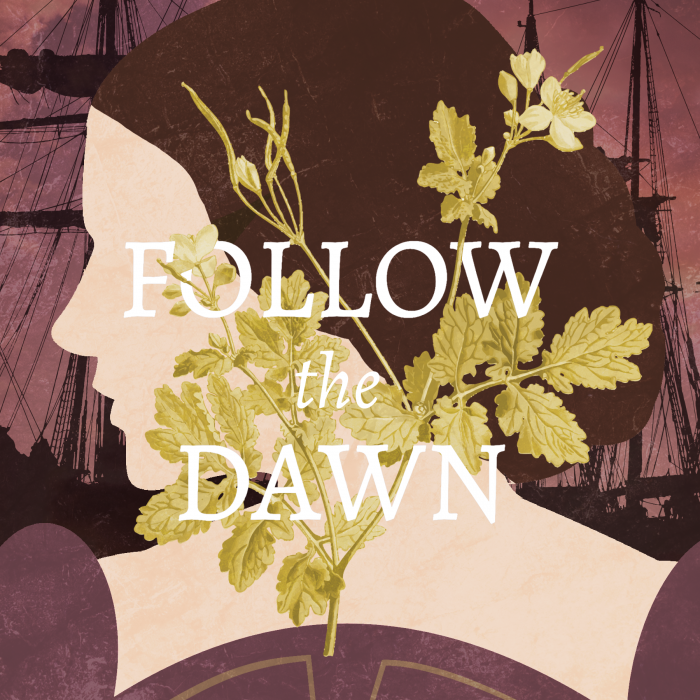 Cover Reveal for Follow the Dawn