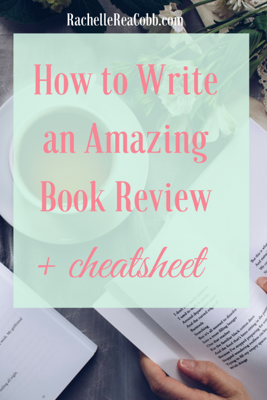 10 essential steps to writing a book review