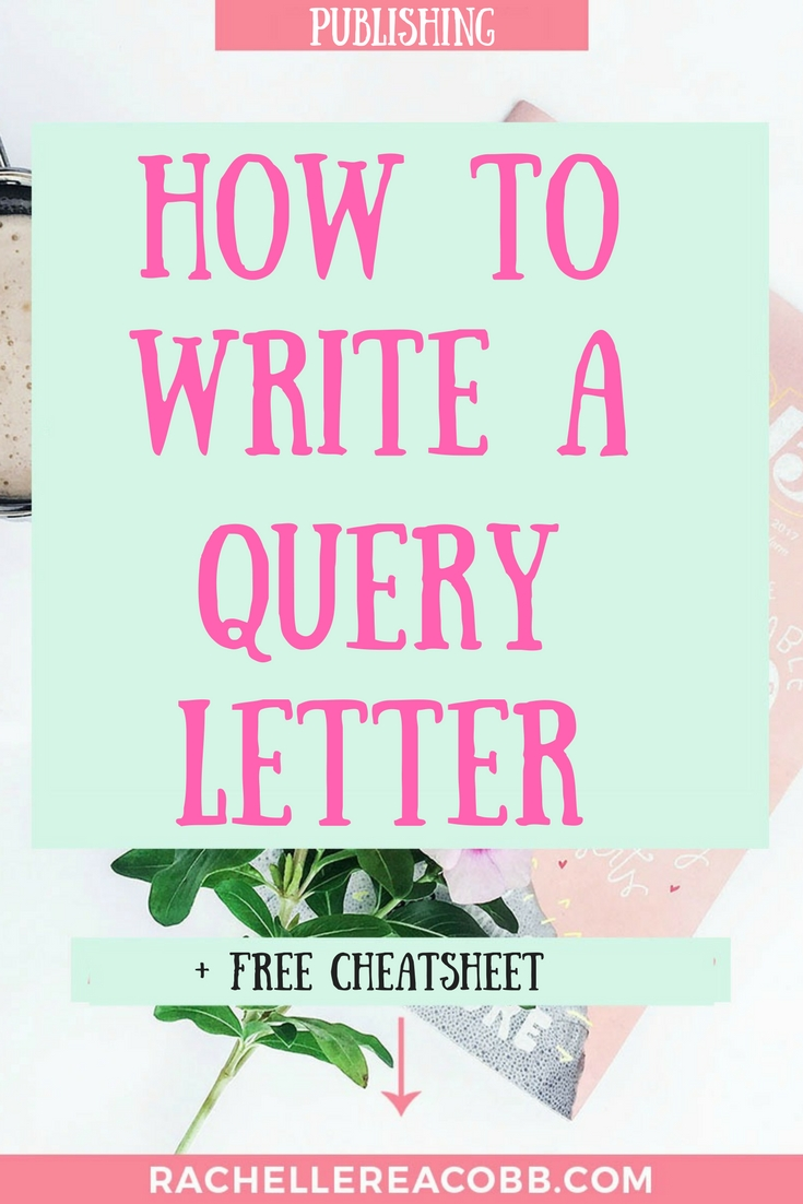 Are you ready to write a query letter but don't know where to start? Snag the cheatsheet and see the query letter that sold my first book!