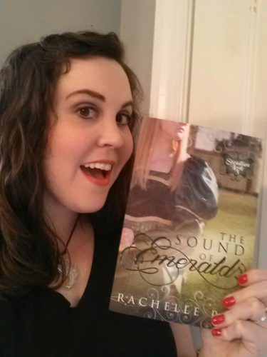 What Readers are Saying about The Sound of Emeralds by Rachelle Rea Cobb