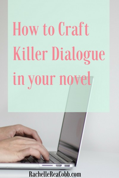 Six tips for writing dialogue that shines