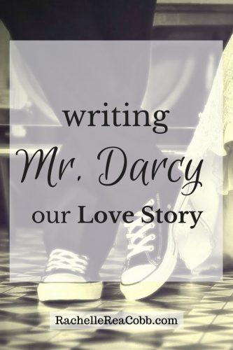 writing Mr. Darcy