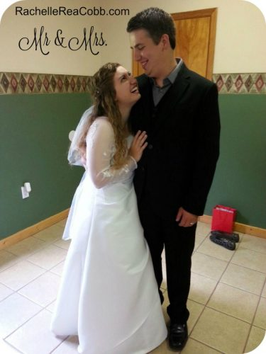 I Got Married! - Rachelle Rea Cobb