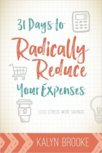 Reduce Your Expenses by Kalyn Brooke