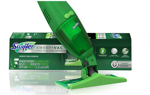 Swiffer Vacuum Sweeper