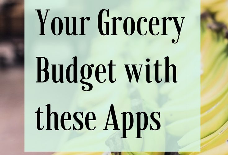 How to Slash Your Grocery Budget with these Apps