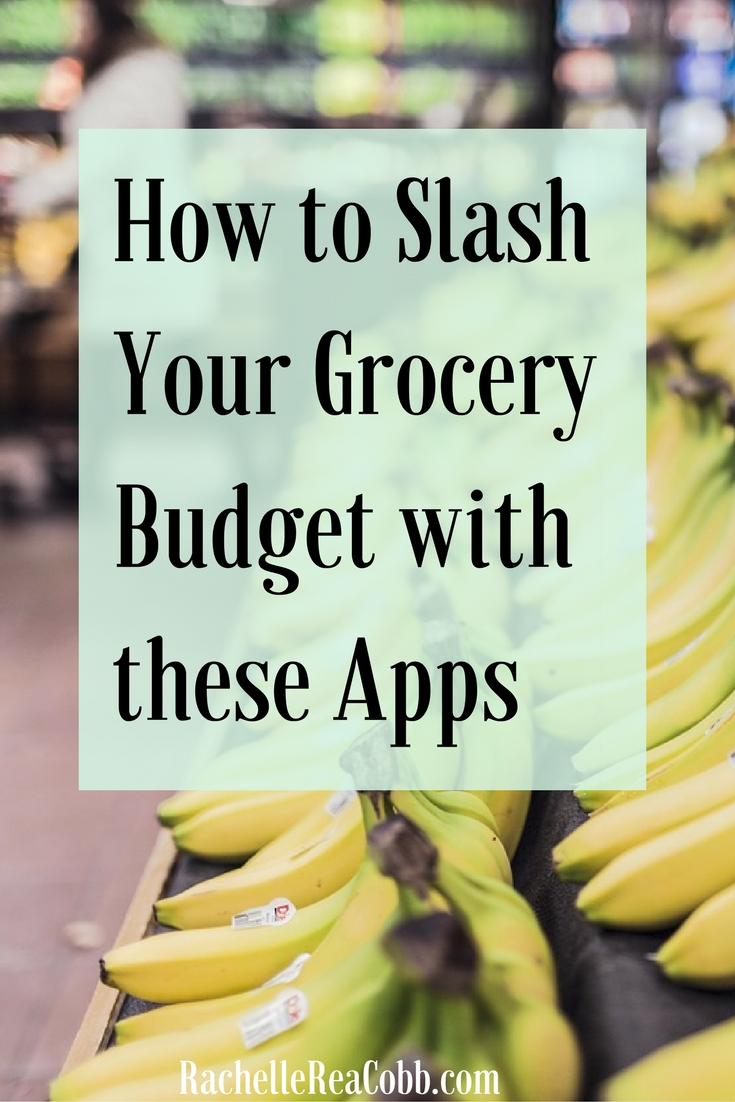 Slash Your Grocery Budget Using Just Your Smartphone