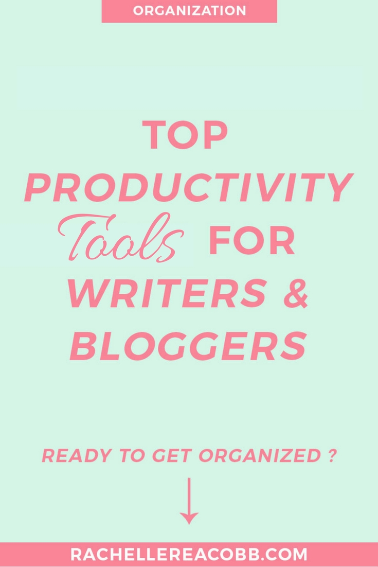 Top Productivity Tools for Writers & Bloggers