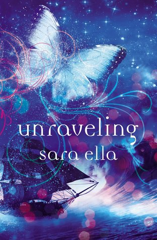 Sara Ella's Unraveling is an amazing YA read I could hardly put down!