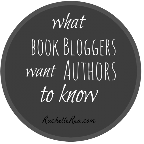 What Book Bloggers Want Authors to Know