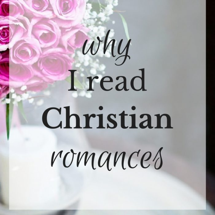 Why I Read Christian Romances