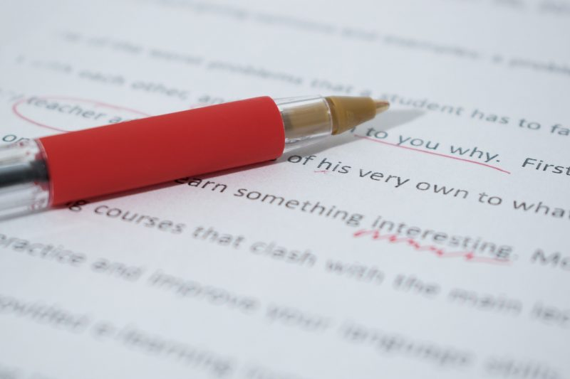 How to Become a Proofreader: So Much More than a Red Pen